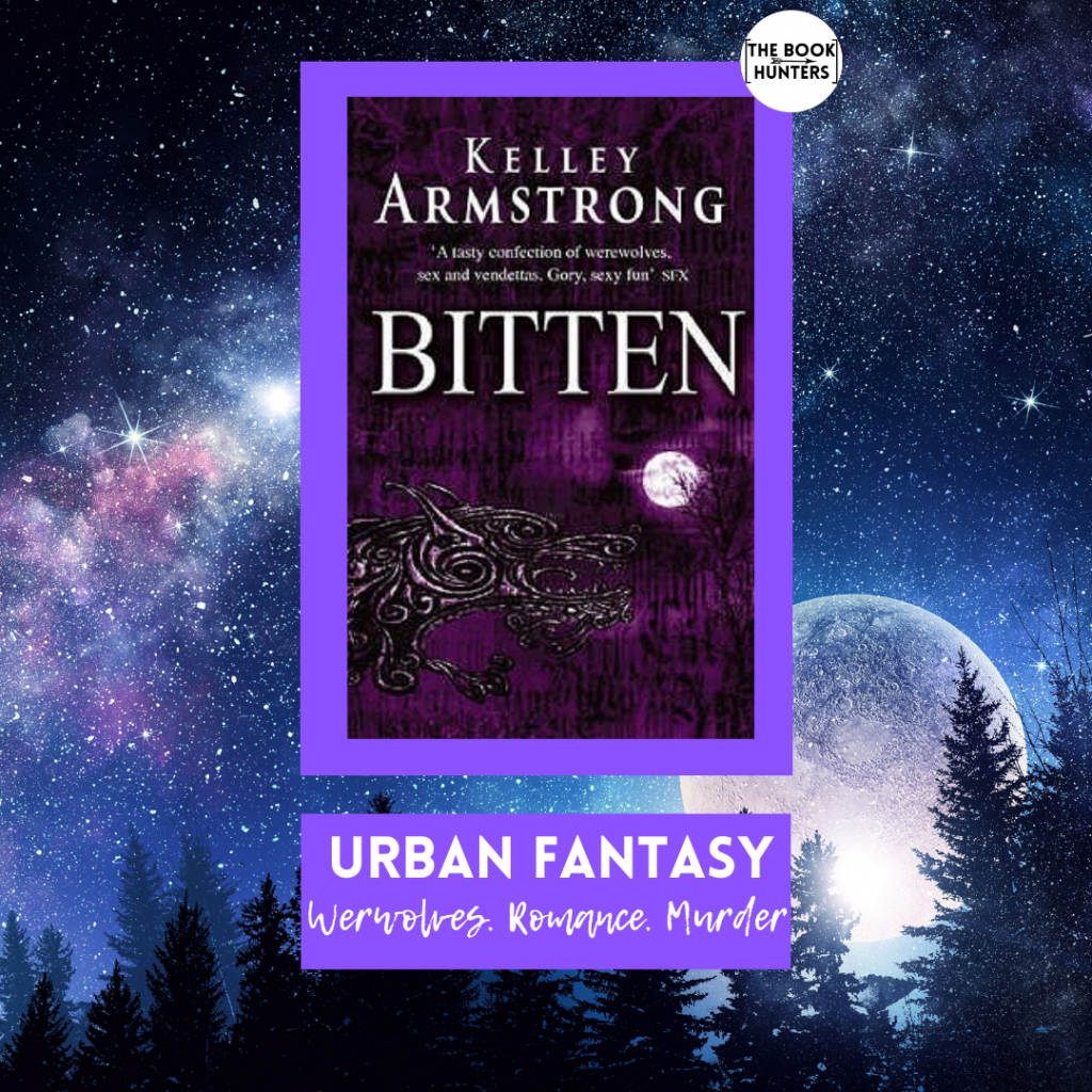 Bitten by Kelly Armstrong